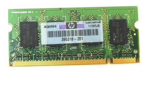 Imagem 1 de 2 de Memoria Para Notebook 1gb Ddr3 5300s Smart