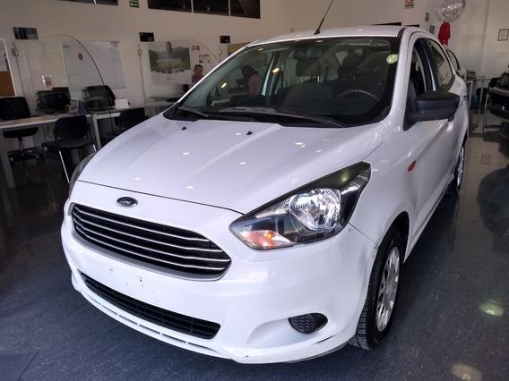 Ford Figo Impulse 2018 Blanco Estándar