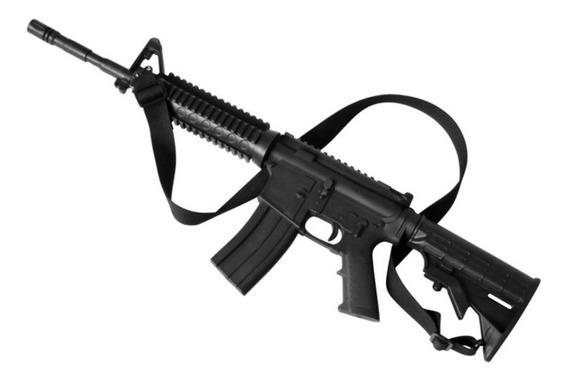 Fusil De Asalto Ar-15, Material Tpr Macizo, P/entrenamiento