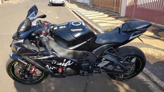 Kawasaki Ninja Zx-10 R 1000 Abs Ano 2016/2017 Zerada