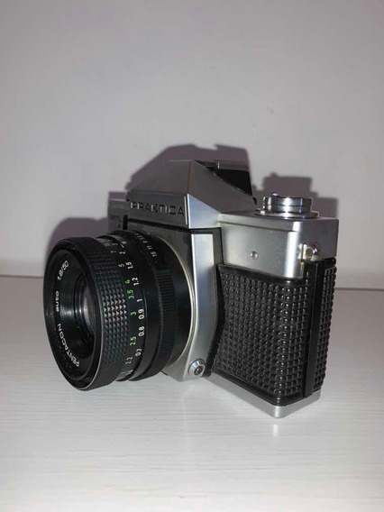 Máquina Fotográfica Alemã Praktica Mtl3 - Analógica