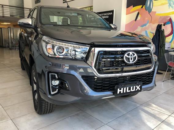 Hilux 4x4 Cd Srx At Super Precio Contado! Adp