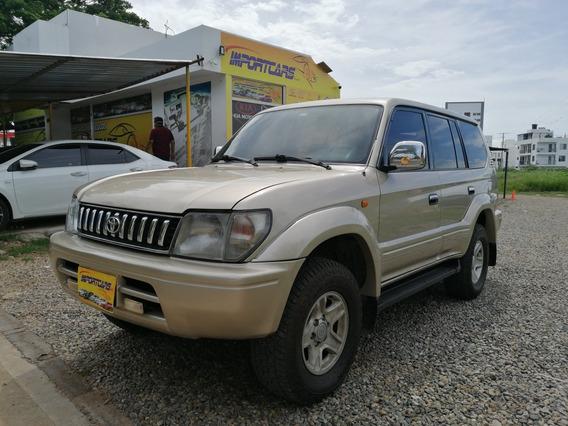 Toyota Prado Vxa Ego