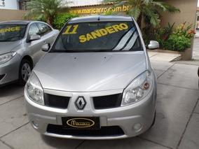 Renault Sandero Expression 2011/2011 1.6 Completo Prata