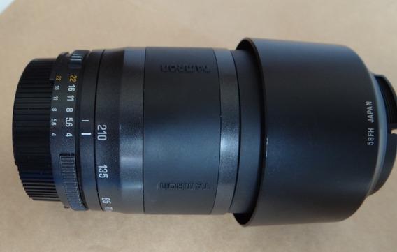 Lente Zoom Para Nikon Srl Af 70-210 Mm F/4-5.6 Tamron 258d