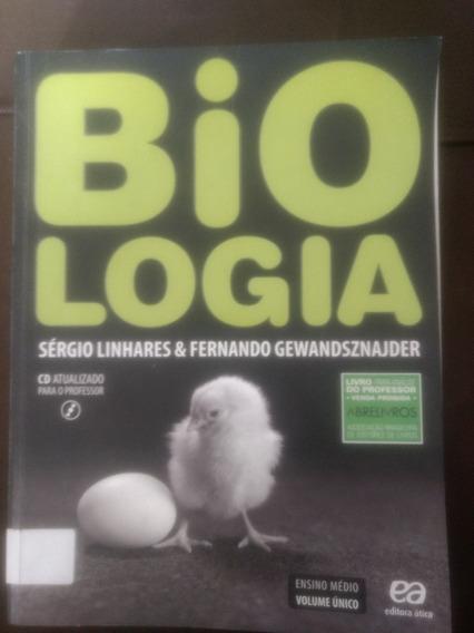 Livro De Biologia- Volume Único- Livro Do Professor