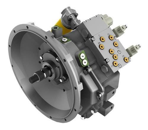 Caixa Power Shift Para Tratores Bh Bt Bm Componentes Valtra