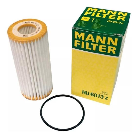 Filtro Oleo Lubrificante Golf Gti 2.0 Tsi Mk7 Original Mann