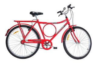 Bic Monark Barra Circular Vermelha