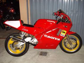 Cagiva Mito 125 Eddie Lawson Año 1992 - 9100 Km - Joya