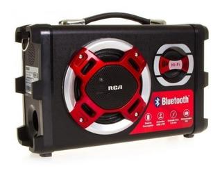 Bocina Portatil Sp82bt Bluetooth Rca
