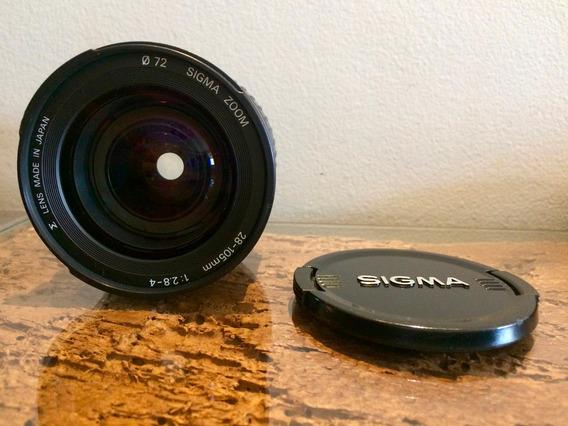Lente Sigma 28 105mm D F/2.8-4 Para Nikon Af Full Frame