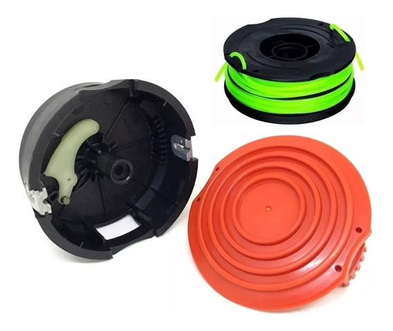 Carretel Completo Com Refil Gh1000 Black Decker