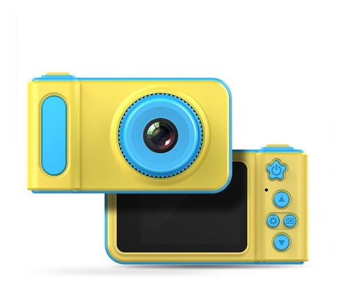 Câmera Fotográfica Para Criança Infantil Digital Foto Vídeo