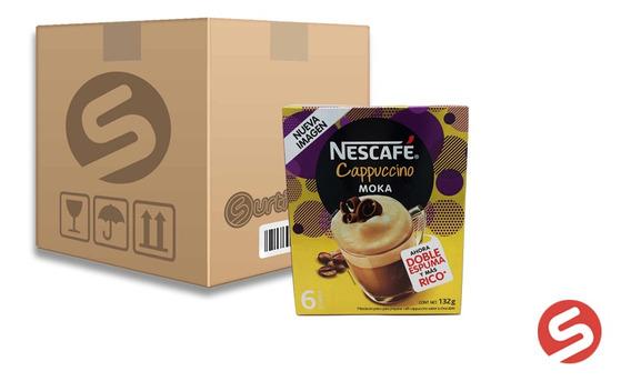 Nescafe Mokaccino 6/6pzs