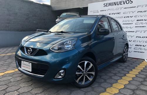 Imagen 1 de 15 de Nissan March 2015 1.6 Sr Navi Mt