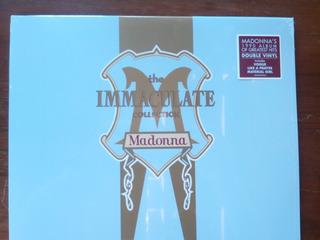 Madonna The Immaculate Collection (2lp-vinyl)