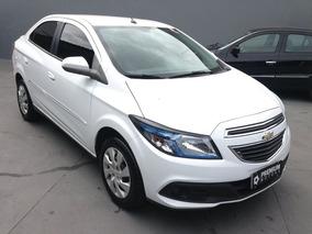 Chevrolet Prisma Lt 1.4 2014 Branca Flex