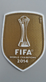 Patch Fifa World Champions 2014 Real Madrid Mundial Clubes