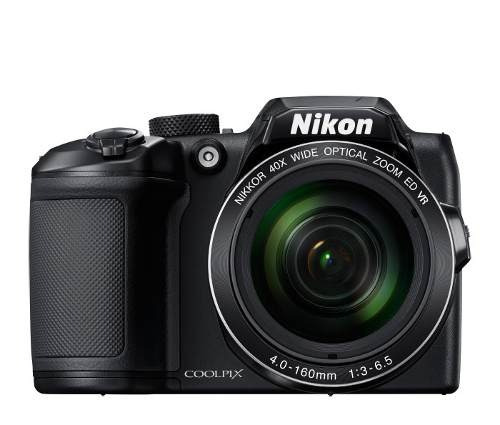 Câmera Nikon Dslr Coolpix B500 16mp 40x Wifi Preto