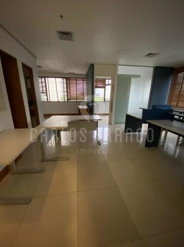Conj. Comercial De 70m², Mobiliado, Com 4 Salas, 2 Banheiros, Copa, 2 Vagas Em Pinheiros - Cf66031