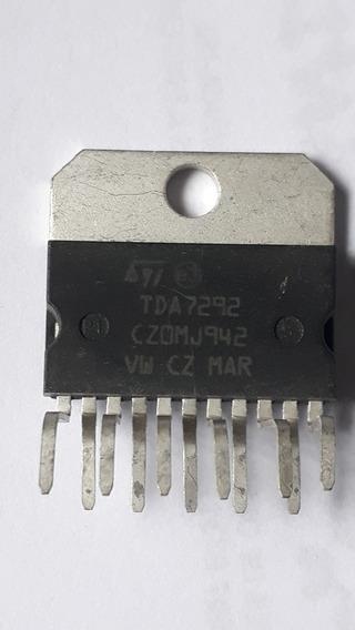 Circuito Integrado Tda 7292 Tda7292 Envio R$ 12.00