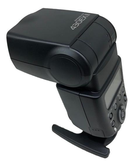Flash Seminovo Canon 430ex Ii Lojista Envio Rápido Garantia