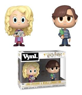 Funko Pop - Star Wars - Vynl - Harry Potter - Luna & Neville