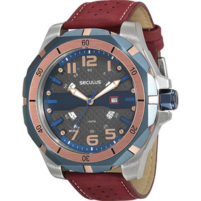 Relógio Seculus Masculino 20345g0svnc3