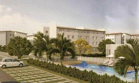 Apartamento Residencial À Venda, Araturi (jurema), Caucaia. - Ap0483