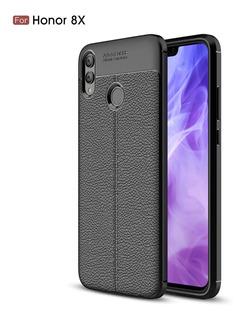 Capa Capinha Huawei Honor 8x+pelicula Full Cover Vidro