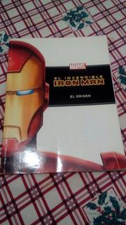 El Invencible Iron Man. El Origen. Libro Ilustrado.