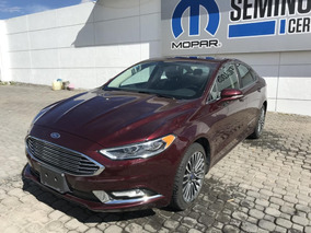 Ford Fusion 4p Se Luxury L4/2.0/t Aut