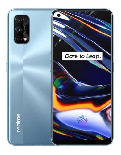 Imagen 1 de 1 de Realme 7 Pro Dual SIM 128 GB mirror silver 8 GB RAM