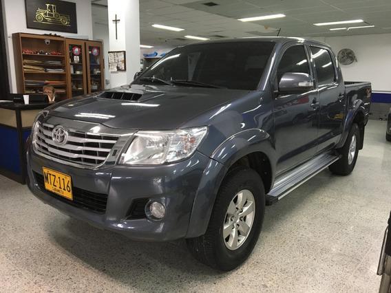 Toyota Hilux Aut 4x4 3000cc En Excelente Estado General