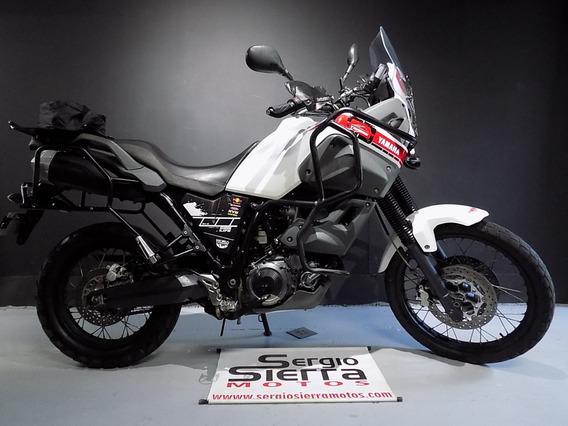 Yamaha Tenere660 Blanca 2012