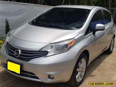 Nissan Note Advance At 1600cc