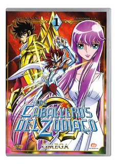 Los Caballeros Del Zodiaco Omega Primer Volumen 1 Uno Dvd