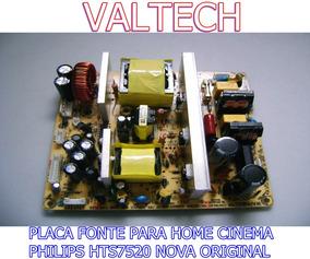 Placa Fonte Hts7520 Philips Nova Original