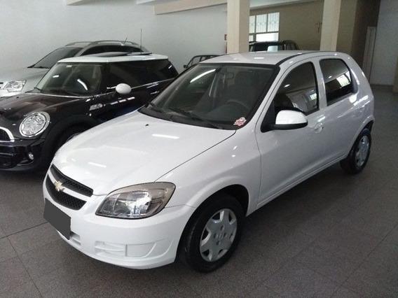 Chevrolet Celta 1.0 Mpfi Lt 8v Flex 2013 Branco.