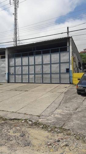 Imagem 1 de 15 de Galpão Comercial Para Locação, Jardim Esperança, Jacareí - Ga0028. - Ga0028