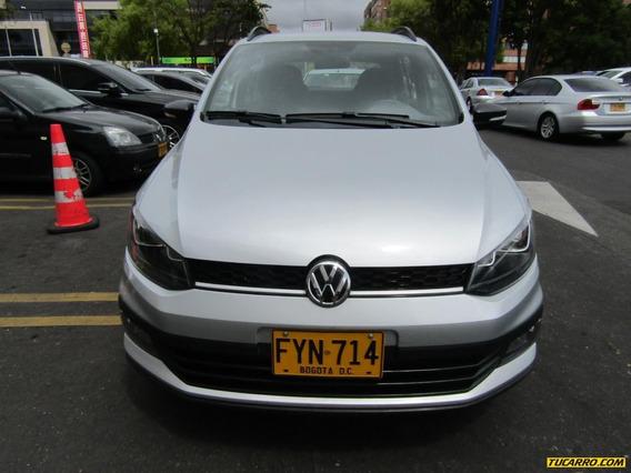 Volkswagen Fox Xtreme 1.6mt