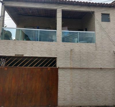 Casa Com 2 Quartos,próximo Da Upa E Do Estádio.