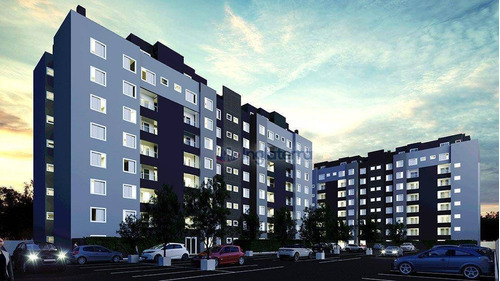 Imagem 1 de 25 de Apartamento À Venda, 62 M² Por R$ 400.000,00 - Parque Jamaica - Londrina/pr - Ap1753