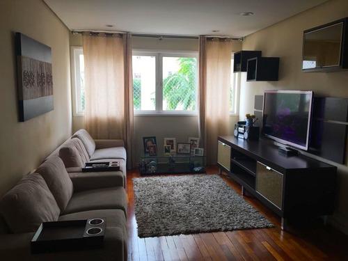 Apartamento Com 3 Dormitórios À Venda, 117 M² Por R$ 750.000,00 - Perdizes - São Paulo/sp - 6635
