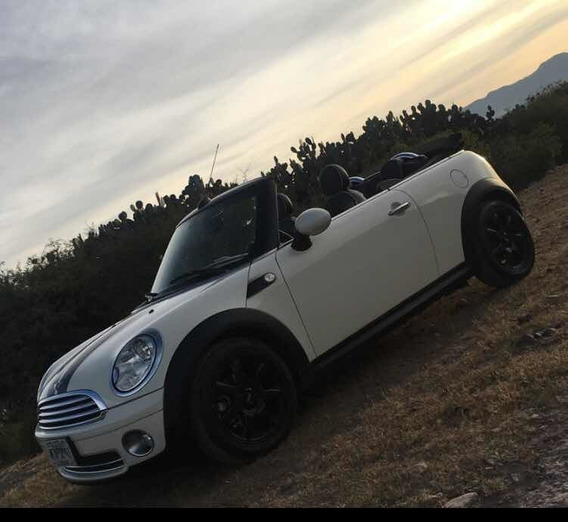 Mini Cooper 1.6 S Pepper Convertible Piel Xenon At 2010