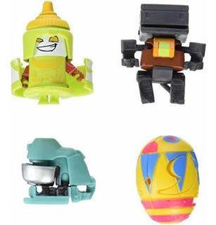 Transformers Juguetes Botbots Serie 4 Inicio Rangers Paquete