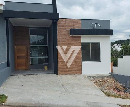 Imagem 1 de 17 de Casa À Venda, 99 M² Por R$ 470.000,00 - Golden Park Residence I - Sorocaba/sp - Ca1374