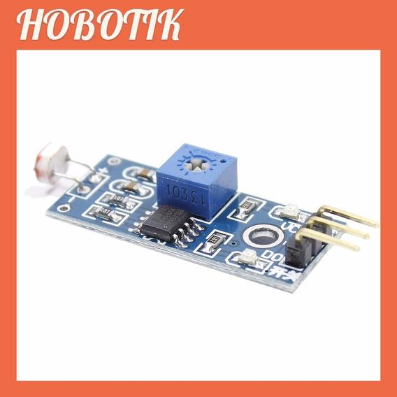 Modulo Sensor De Luz Ldr Arduino Pic Raspberry- Light Detect