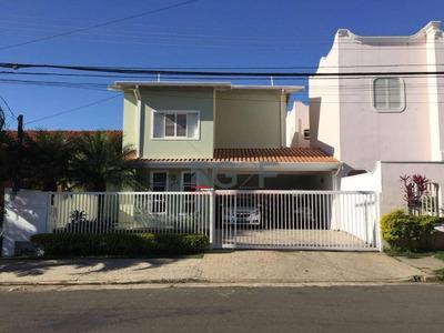 Casa À Venda, Jardim Chapadão, Campinas. - Ca3963